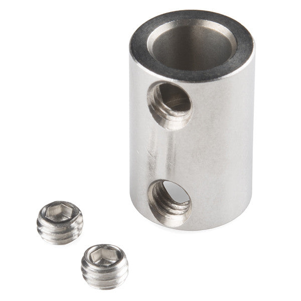 "Shaft Coupler - 1/4"" to 5/16"""