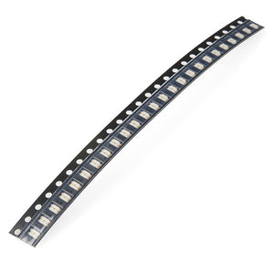 SMD LED - Blue 1206 (strip of 25)