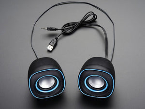 USB Powered Speakers