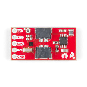 SparkFun Pulse Oximeter and Heart Rate Sensor - MAX30101 & MAX32664 (Qwiic)