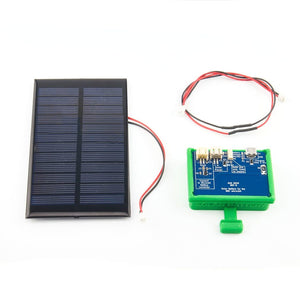 Solar:bit - Solar Powered Battery For Micro:bit