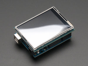 "2.8"" TFT Touch Shield for Arduino with Resistive Touch Screen"
