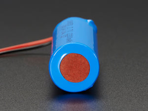 Lithium Ion Cylindrical Battery - 3.7v 2200mAh