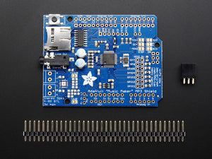 Adafruit Music Maker MP3 Shield for Arduino