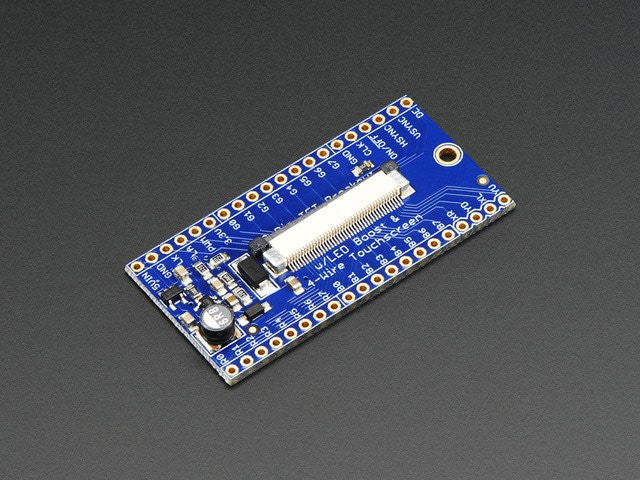 40-pin TFT Friend - FPC Breakout with LED Backlight Driver