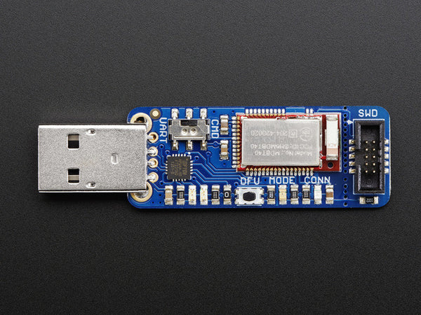 Bluefruit LE Friend - Bluetooth Low Energy (BLE 4.0) - nRF51822