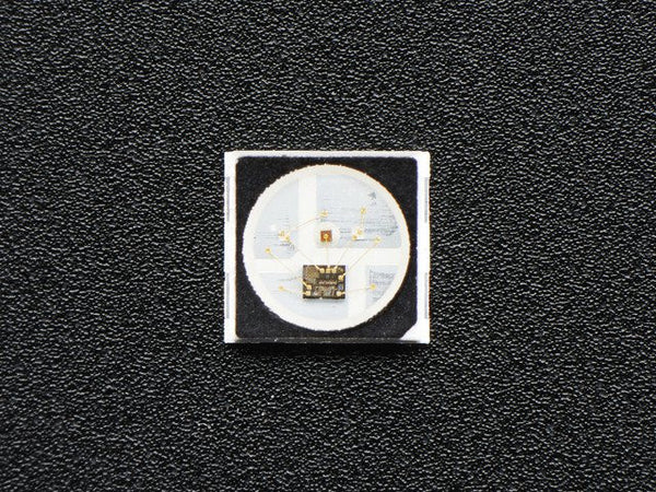 NeoPixel Mini 3535 RGB LEDs w/ Integrated Driver Chip - Black