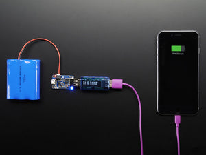USB Voltage Meter with OLED Display