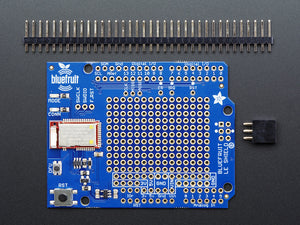 Adafruit Bluefruit LE Shield - Bluetooth LE for Arduino