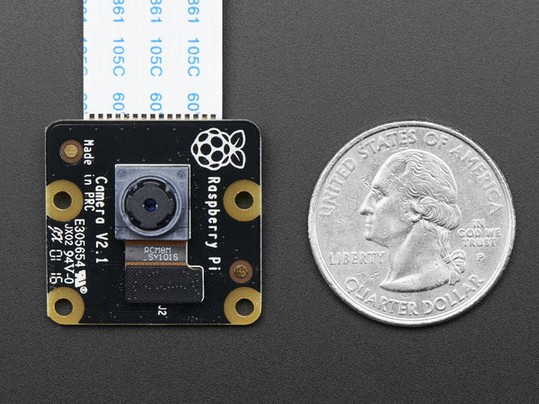 Raspberry Pi NoIR Camera Board v2- 8MP Infrared-sensitive Camera
