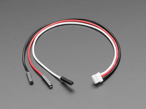 JST PH 3-Pin to Female Socket Cable - 200mm