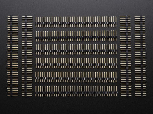 "Break-away 0.1"" 36-pin strip male header (10 pieces)"