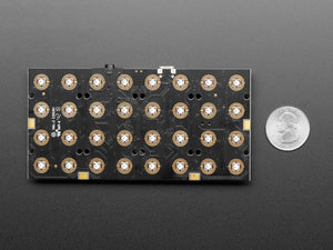 Adafruit NeoTrellis M4 with Enclosure and Buttons Kit Pack