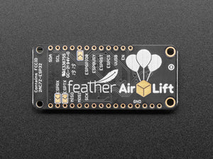 Adafruit AirLift FeatherWing – ESP32 WiFi Co-Processor