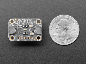 Adafruit MLX90640 IR Thermal Camera Breakout - 55 Degree