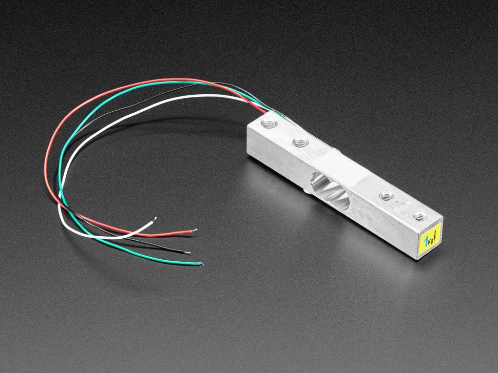 Strain Gauge Load Cell - 4 Wires