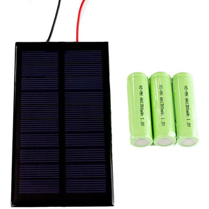 Solar Cell kit for the Kitronik Environmental Control Board