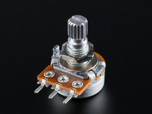 Panel Mount 10K potentiometer (Breadboard Friendly)