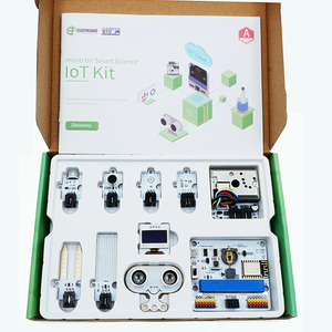 micro:bit smart science IoT kit