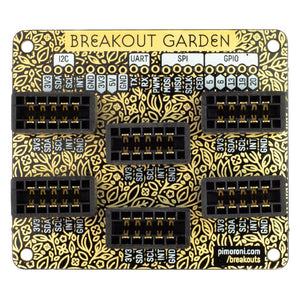 Breakout Garden for Raspberry Pi (I2C)