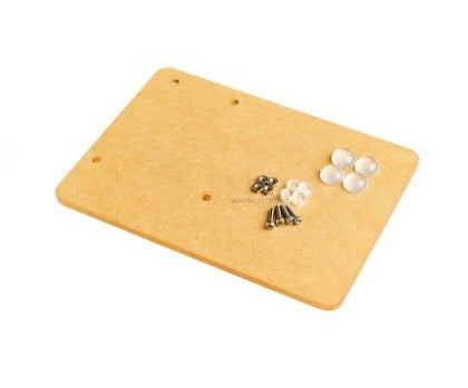 Arduino mounting plate