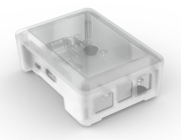 Cyntech Raspberry Pi Case for Pi 2 and Model B+ in Clear