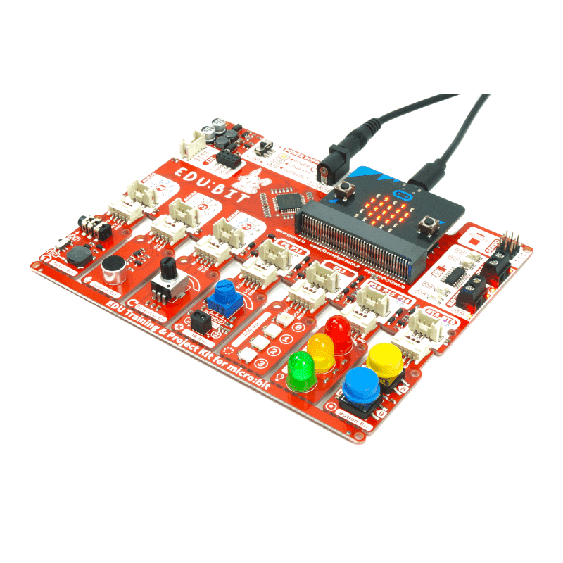 EDU:BIT Training & Project Kit for micro:bit