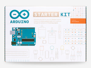Official Arduino Starter kit in English or en Français