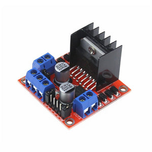 2Amp 7V-30V L298N Motor Driver / Stepper Driver (2 Channels)