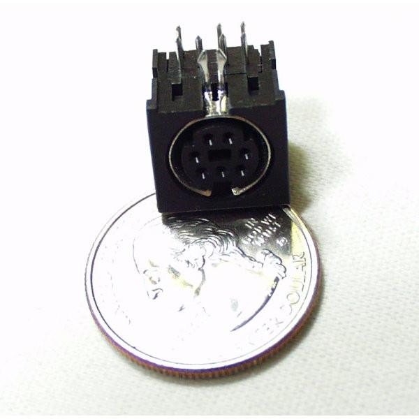 MiniDIN 7-Pin Connector