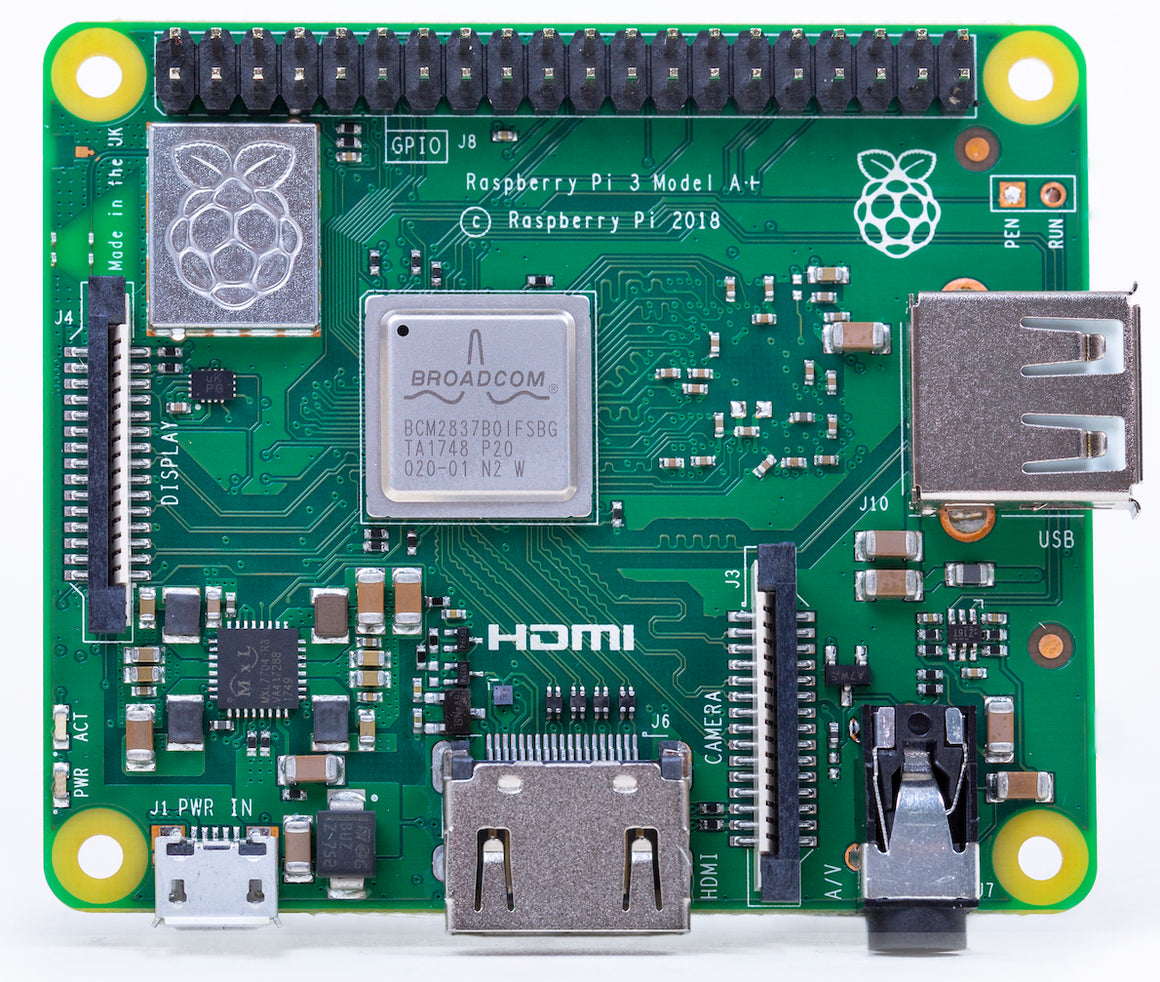 Raspberry Pi 3 Model A+ 1.4GHz