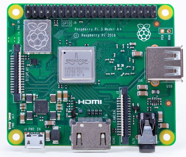 Raspberry Pi 3 Model A+ Kits