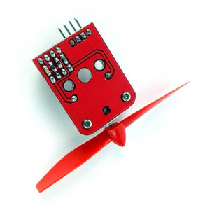 Fan Module with Propeller and L9110 Driver