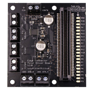 Motor Driver Board for the BBC micro:bit - V2
