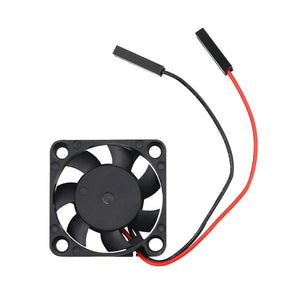 3V-5V 0.2A Cooling Fan for RPi with Screws