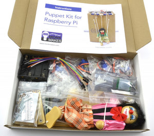 Puppet Kit for Raspberry Pi