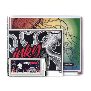 Inky Impression (7 colour ePaper/eInk/EPD)