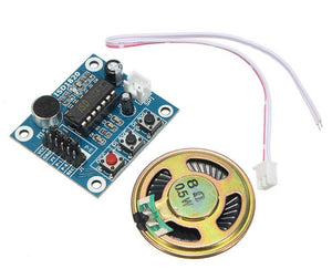 ISD1820 3-5V Voice Recording Module