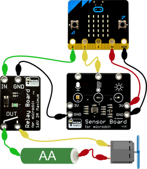 Electronic Starter Kit for Micro:Bit