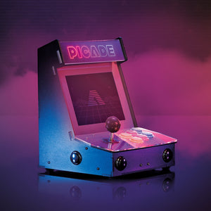 "Picade with 8"" or 10"" screen"