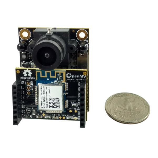 OpenMV WiFi Shield