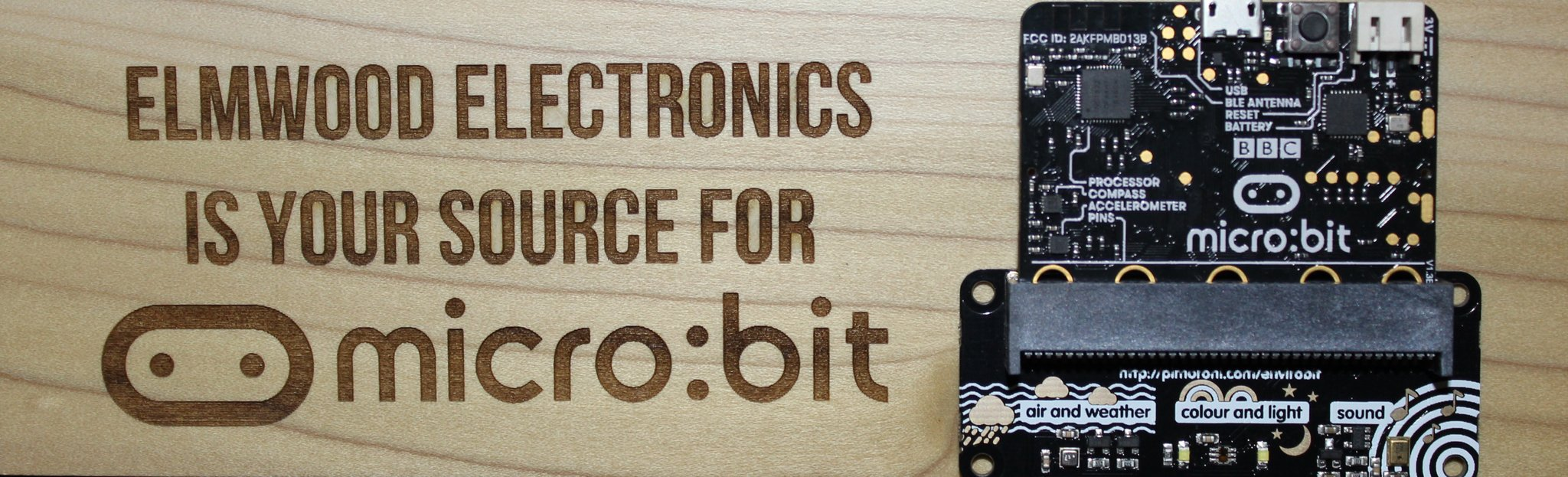 micro:bit at Elmwood Electronics