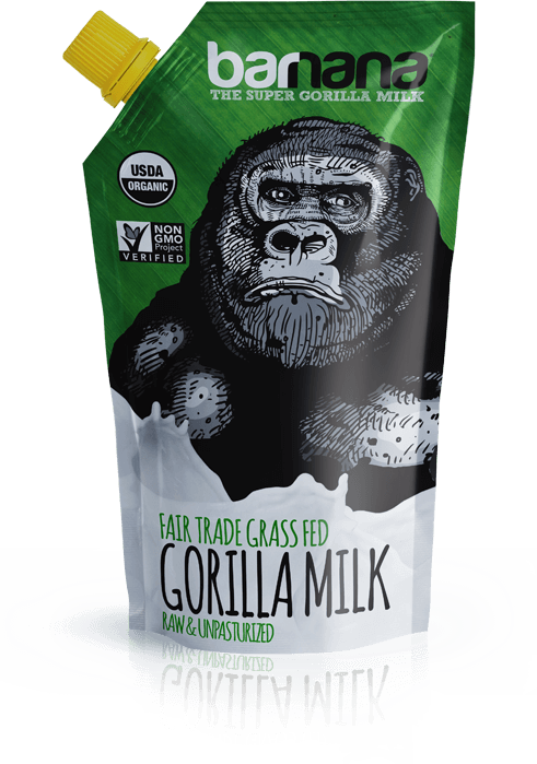 Packed Gorilla Milk