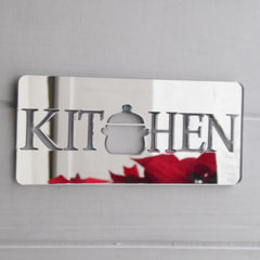 Signs - Kitchen & Food