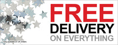 Free Shipping for all UK order