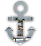 Ships Anchor Acrylic Mirror