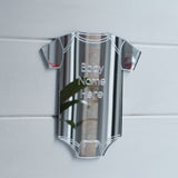 Personalised Baby Name Baby Grow  All-in-One Acrylic Mirror - Suave Petal