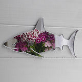 Ocean Swimming Shark Acrylic Mirror - Suave Petal
