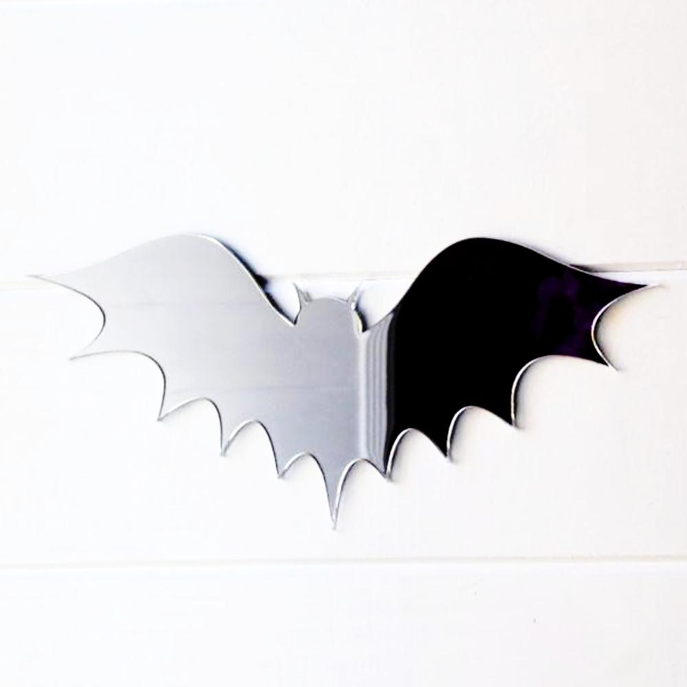 Flying Bat Acrylic Mirror - Suave Petal