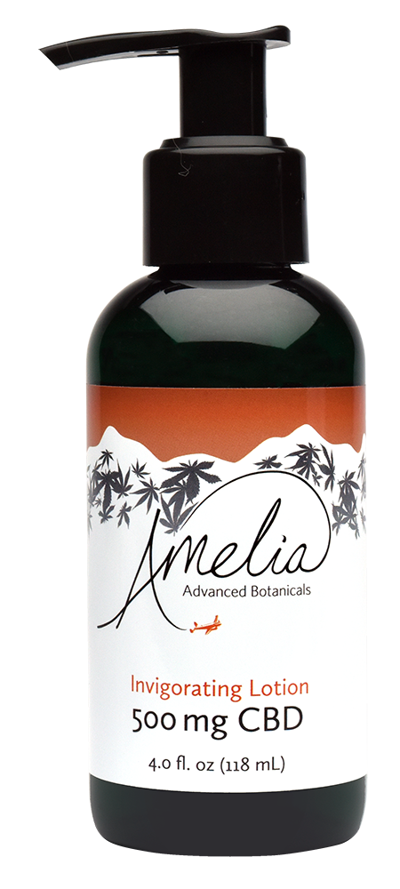 Amelia Invigorating Lotion